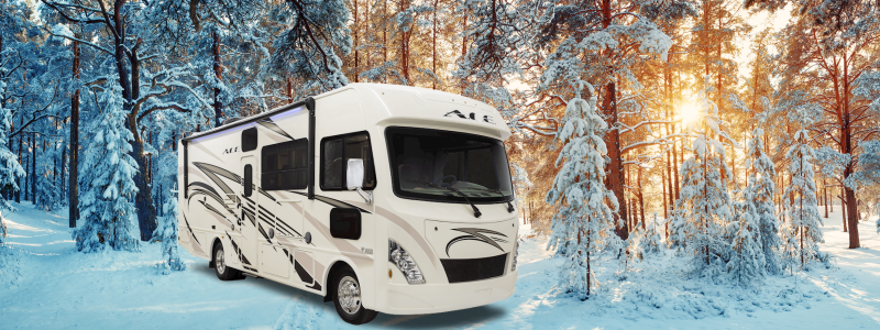 Winterizing Your RV is the Best Way to Prepare for Next Year's Camping Season