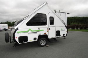 Used 2018 Columbia Northwest A-Liner LXE Pop Up